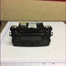 CD Radio Toyota Auris 2010-2014 1.3 petrol