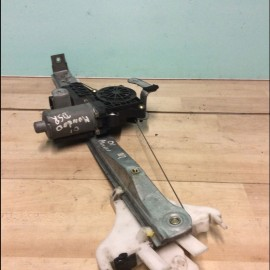 RR Window Regulator Electric w/Motor Ford Mondeo 2001-2003 petrol 1.8