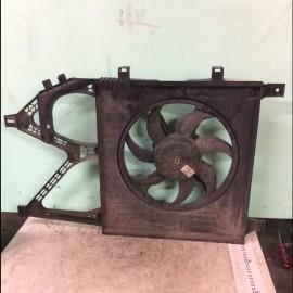 Radiator Cooling Fan w/o Aircon Opel Corsa 2000-2003 petrol 1.0