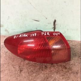 L Rear Lamp Alfa Romeo 147 2000-2004 petrol 1.8
