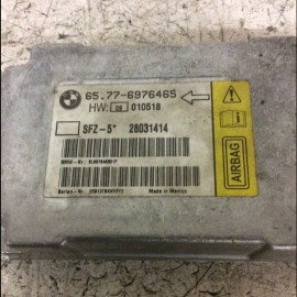 Airbag ECU BMW 5 Series 2004-2007 petrol 2.5