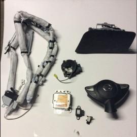 Airbag Kit Nissan Juke 2011-2015 petrol 1.6