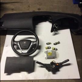 Airbag Kit Toyota Avensis 2009-2014 diesel 2.0