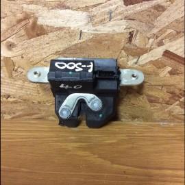 Bootlid Lock Fiat 500 2007-2014 petrol 1.2