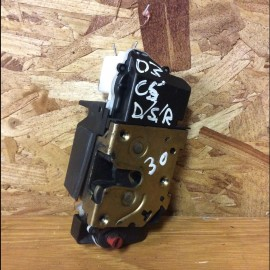 RR Door Lock Assembly w/Central Lock Citroen C5 2000-2004 diesel 2.0