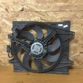 Radiator Cooling Fan w/Aircon VW Golf 2012-2016 diesel 1.6