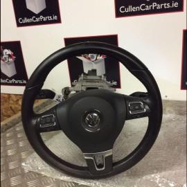 Steering Wheel VW Passat 2010-2014 diesel 1.6