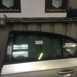 LR Door Glass VW Passat 2010-2014 diesel 1.6