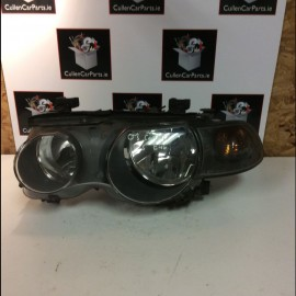 L Front Headlamp BMW 3 Series 2002-2005 diesel 1.5