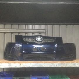 Front Bumper Toyota Auris 2006-2012 diesel 1.4
