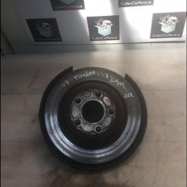 RR Brake Drum/Bearing Ford Mondeo 2007-2014 diesel 1.8