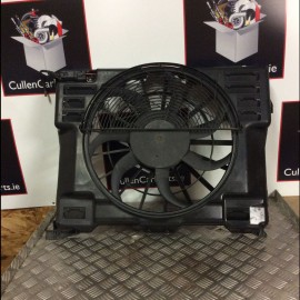 Radiator Cooling Fan w/o Aircon Landrover Range Rover 2002-2012 petrol 3.6