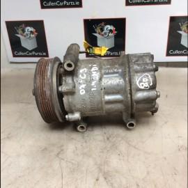 AC Compressor Citroen C3 2005-2009 diesel 1.4
