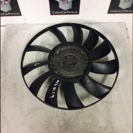 Radiator Cooling Fan w/o Aircon Audi A4 2001-2004 diesel 1.9