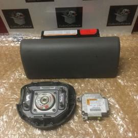Airbag Kit Isuzu D-Max 2006-2012 diesel 3.0