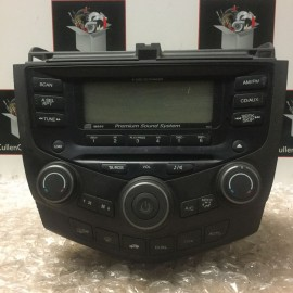 CD Radio Honda Accord 2003-2008 petrol 2.0