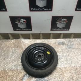 Spacesaver Spare Wheel Toyota Yaris 2011-2015 petrol 1.0