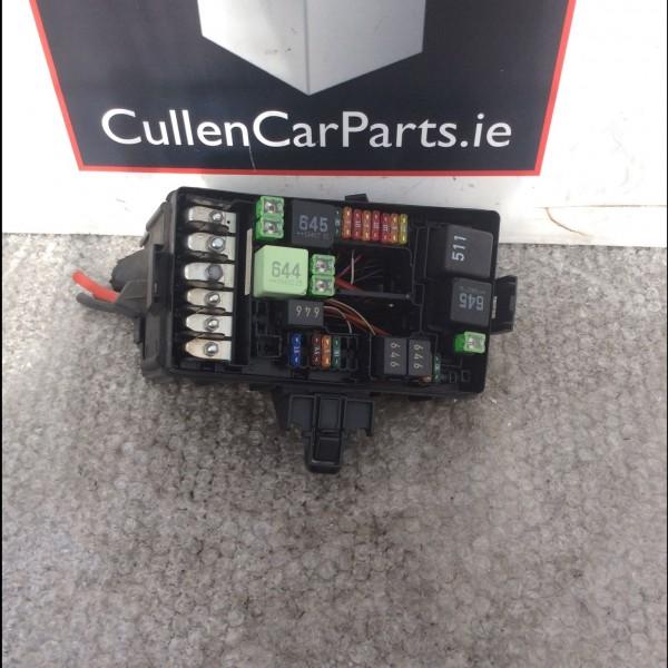 Fuse Box VW Golf 2012-2018 diesel 1.6
