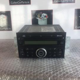 CD Radio Nissan Tiida 2004-2015 diesel 1.6
