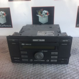 CD Radio Ford Focus 2005-2008 petrol 1.4