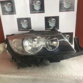 R Front Headlamp BMW 3 Series 2005-2009 petrol 1.0